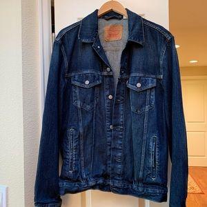 Men's Levi Denim Jacket XL